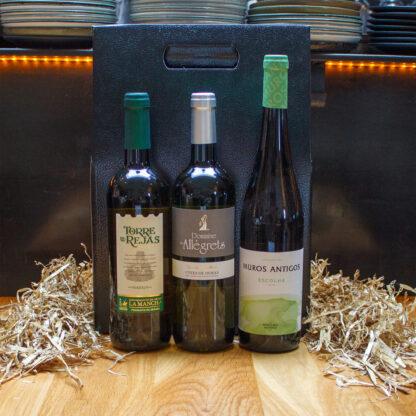 Fireside fAvourites White Wine Box