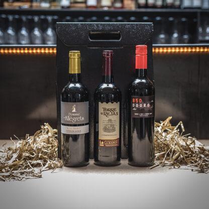 Summer Essentials Red Wine Pack