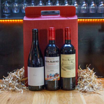 Marks Choice Red Wine Box
