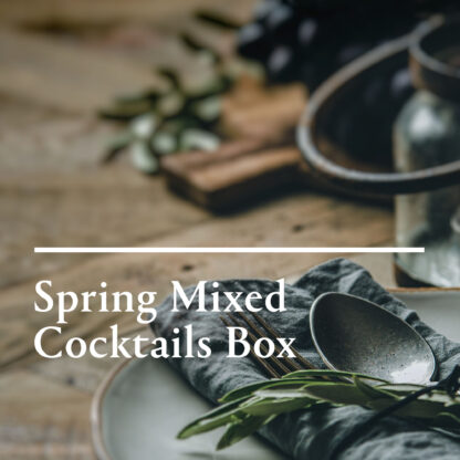Spring Mixed Cocktails Box