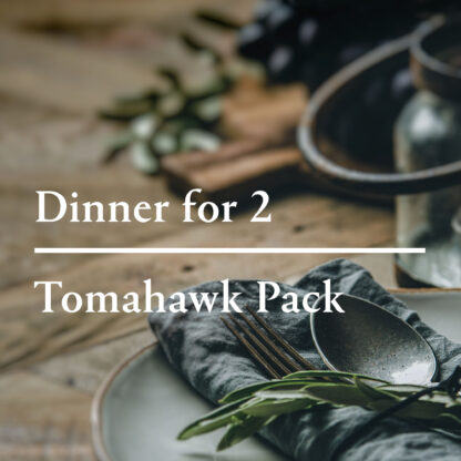 Tomahawk for 2 Pack