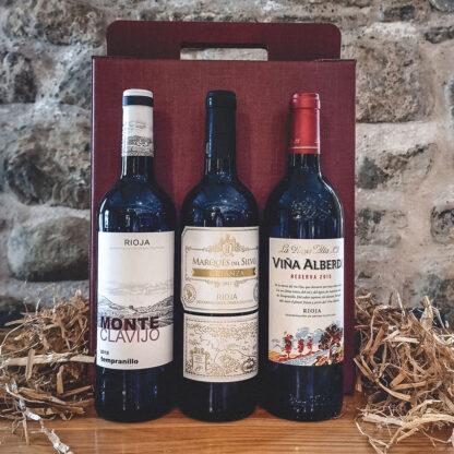 Marks Choice Summer Rioja Box